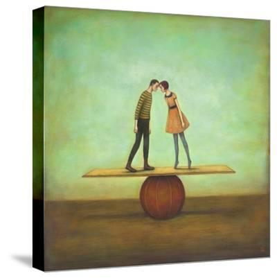 Finding Equilibrium-Duy Huynh-Stretched Canvas Print