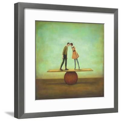 Finding Equilibrium-Duy Huynh-Framed Premium Giclee Print