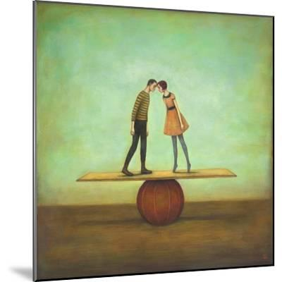 Finding Equilibrium-Duy Huynh-Mounted Premium Giclee Print