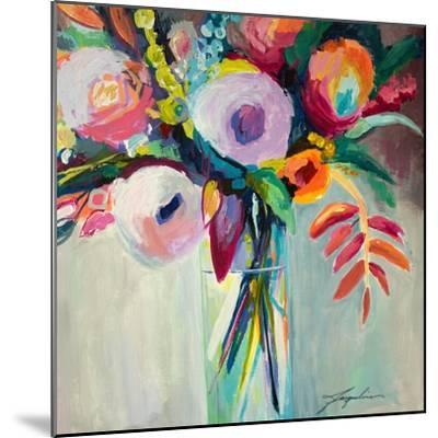 Ode to Summer 7-Jacqueline Brewer-Mounted Art Print