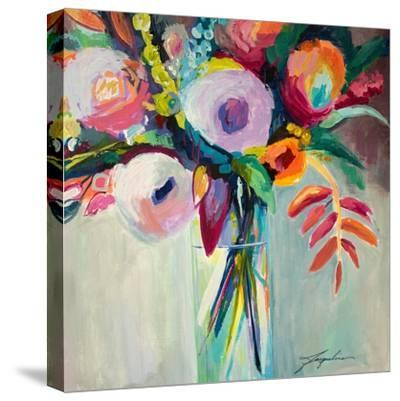 Ode to Summer 7-Jacqueline Brewer-Stretched Canvas Print