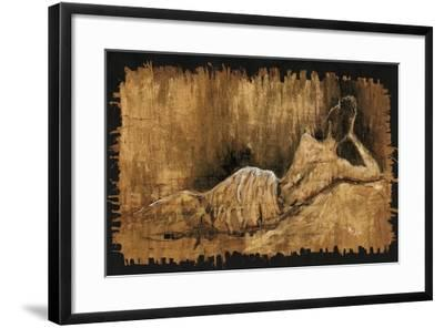 A Moment in Time-Monica Stewart-Framed Art Print