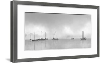 Hoist the Sails-Nicholas Bell-Framed Photographic Print