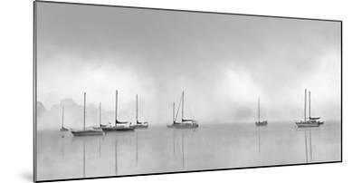 Hoist the Sails-Nicholas Bell-Mounted Photographic Print