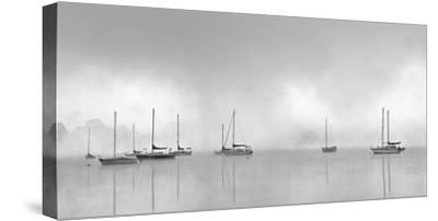 Hoist the Sails-Nicholas Bell-Stretched Canvas Print