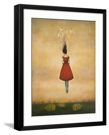 Suspension of Disbelief-Duy Huynh-Framed Premium Giclee Print