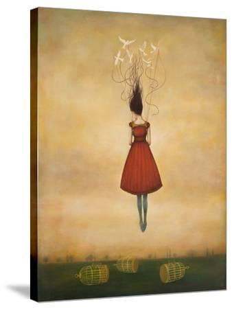 Suspension of Disbelief-Duy Huynh-Stretched Canvas Print