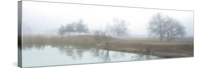 Lakeside Trail-Alan Blaustein-Stretched Canvas Print