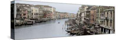 Morning on the Grand Canal-Alan Blaustein-Stretched Canvas Print