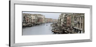 Morning on the Grand Canal-Alan Blaustein-Framed Photographic Print