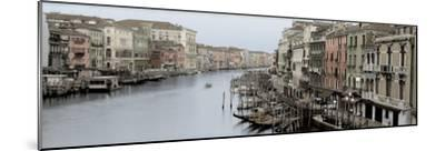 Morning on the Grand Canal-Alan Blaustein-Mounted Photographic Print