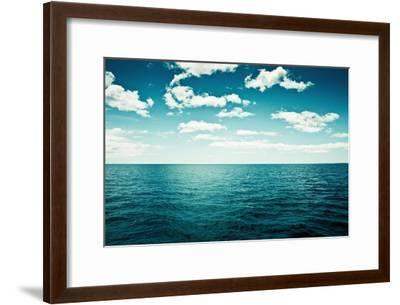 Spell of the Sea-Carolyn Cochrane-Framed Photographic Print