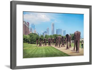Agora-Jessica Levant-Framed Photographic Print