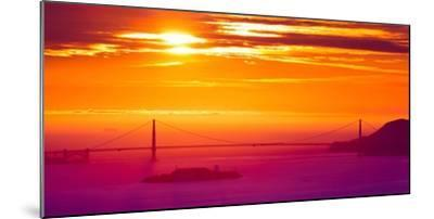 The Sun Gate-Greg Linhares-Mounted Photographic Print
