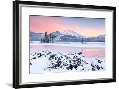 Good Morning Glory-Ross Lipson-Framed Photographic Print