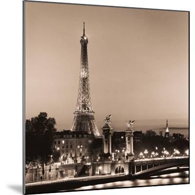 Pont Alexandre III-Alan Blaustein-Mounted Photographic Print