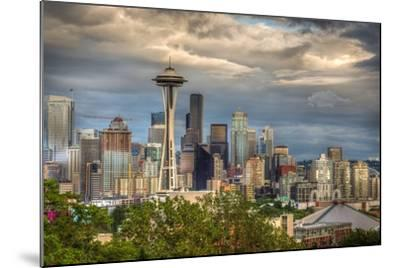 Seattle-Larry J^ Taite-Mounted Photographic Print