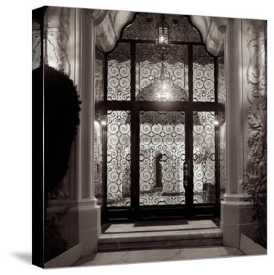 Broadway Portico #1-Alan Blaustein-Stretched Canvas Print