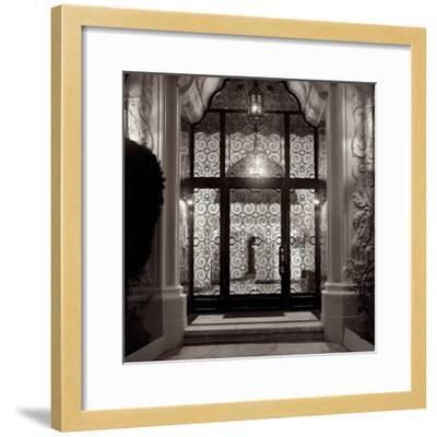 Broadway Portico #1-Alan Blaustein-Framed Photographic Print
