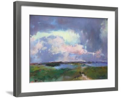 Converging Storms-Madeline Dukes-Framed Art Print