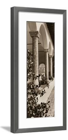 Portico, Toscana-Alan Blaustein-Framed Photographic Print