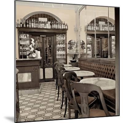 Tuscan Caffe #26-Alan Blaustein-Mounted Photographic Print