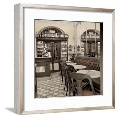 Tuscan Caffe #26-Alan Blaustein-Framed Photographic Print