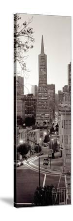 Transamerica Pano #1-Alan Blaustein-Stretched Canvas Print