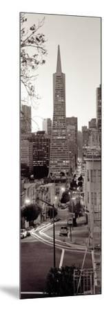 Transamerica Pano #1-Alan Blaustein-Mounted Photographic Print