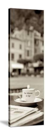 Portofino Caffe #2-Alan Blaustein-Stretched Canvas Print