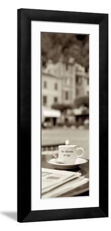 Portofino Caffe #2-Alan Blaustein-Framed Photographic Print