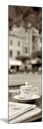 Portofino Caffe #2-Alan Blaustein-Mounted Photographic Print