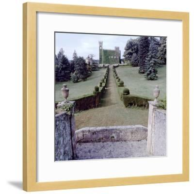 Giardini Italiano #20-Alan Blaustein-Framed Photographic Print