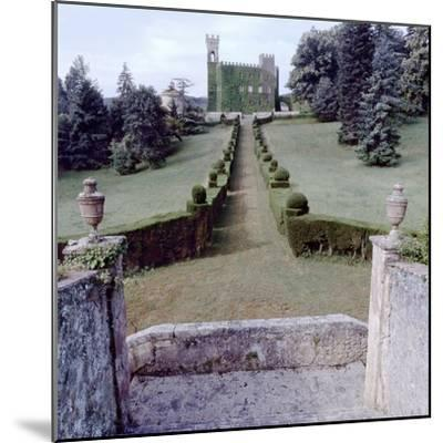 Giardini Italiano #20-Alan Blaustein-Mounted Photographic Print