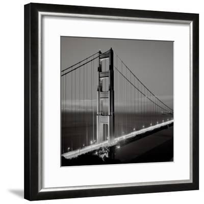 Golden Gate Bridge #32-Alan Blaustein-Framed Photographic Print