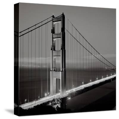 Golden Gate Bridge #32-Alan Blaustein-Stretched Canvas Print