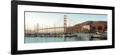 Golden Gate Bridge #33-Alan Blaustein-Framed Photographic Print