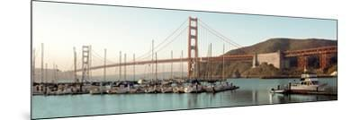 Golden Gate Bridge #33-Alan Blaustein-Mounted Photographic Print