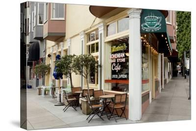 Mario's Cigar Store #136-Alan Blaustein-Stretched Canvas Print