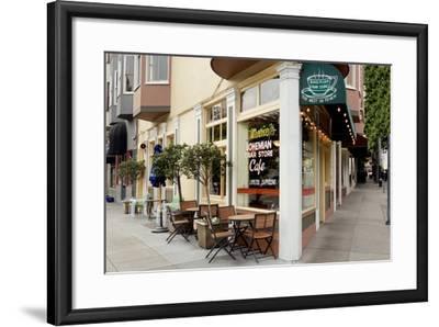 Mario's Cigar Store #136-Alan Blaustein-Framed Photographic Print