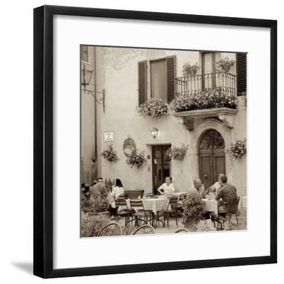 Tuscany Caffe #25-Alan Blaustein-Framed Photographic Print