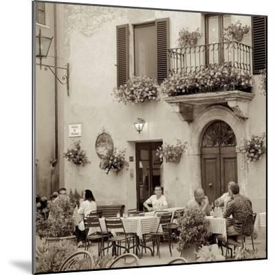 Tuscany Caffe #25-Alan Blaustein-Mounted Photographic Print