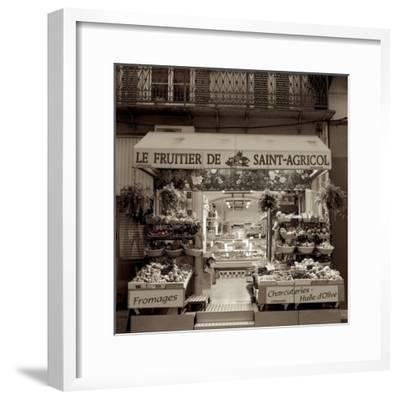 Marketplace #2-Alan Blaustein-Framed Photographic Print