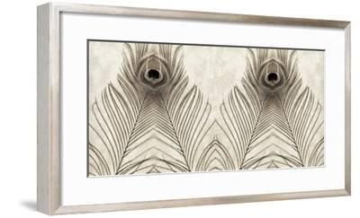 Feathers Panel #5-Alan Blaustein-Framed Photographic Print
