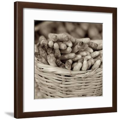 Marketplace #27-Alan Blaustein-Framed Photographic Print