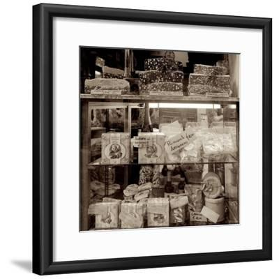 Marketplace #31-Alan Blaustein-Framed Photographic Print