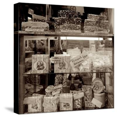 Marketplace #31-Alan Blaustein-Stretched Canvas Print