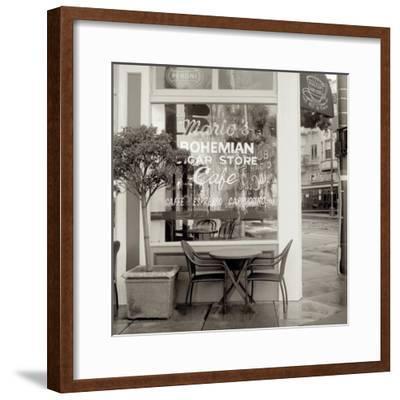 Mario's Cigar Store #3-Alan Blaustein-Framed Photographic Print