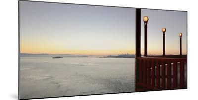 Golden Gate Bridge #39-Alan Blaustein-Mounted Photographic Print