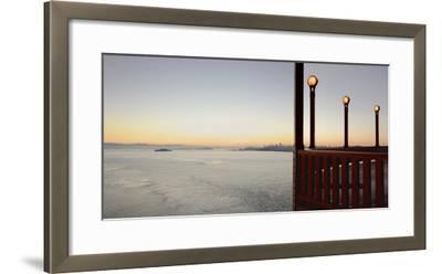Golden Gate Bridge #39-Alan Blaustein-Framed Photographic Print